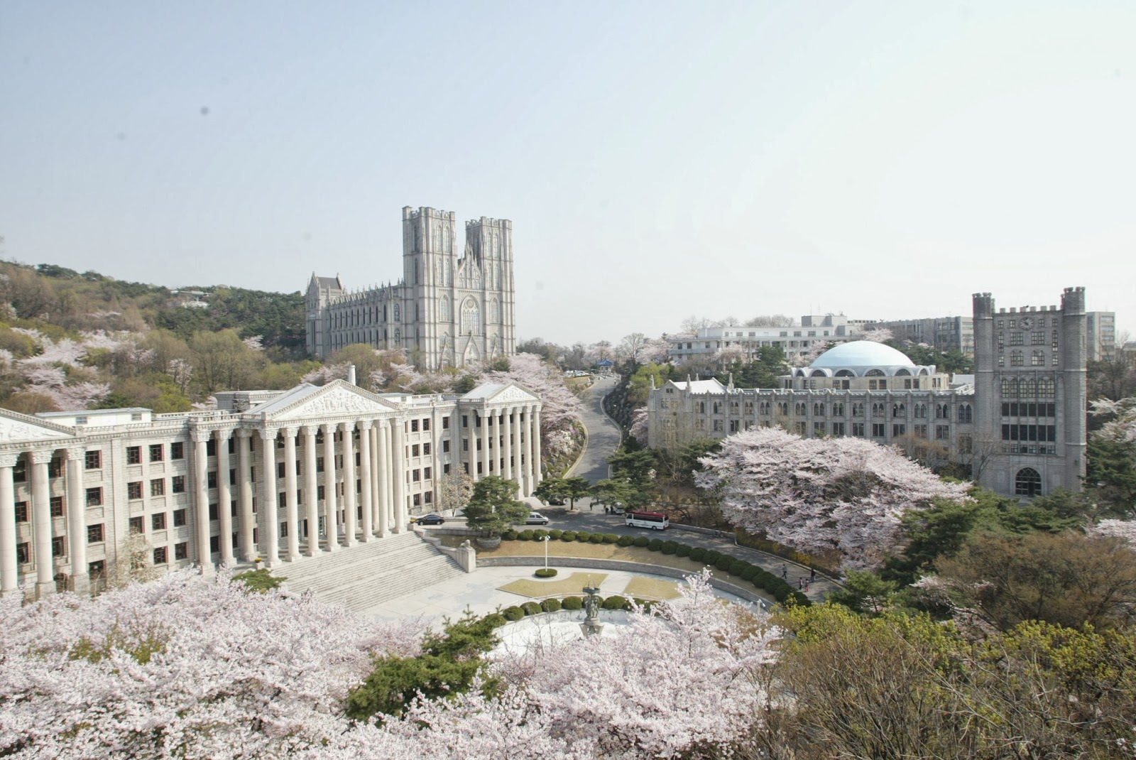 dại-học-kyung-hee-han-quoc