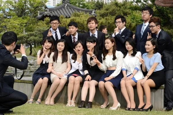 du học sinh việt tại Hàn Quốc