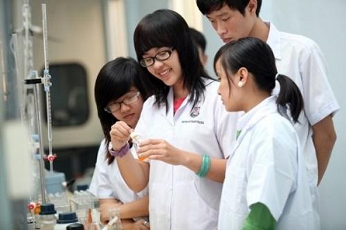 Du học sinh ngành dược tại Hàn Quốc