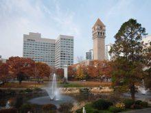 Khuôn viên Đại học Sejong