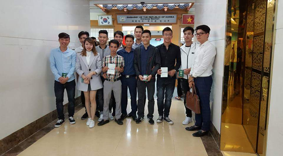 Tự làm hồ sơ đi du học Hàn Quốc