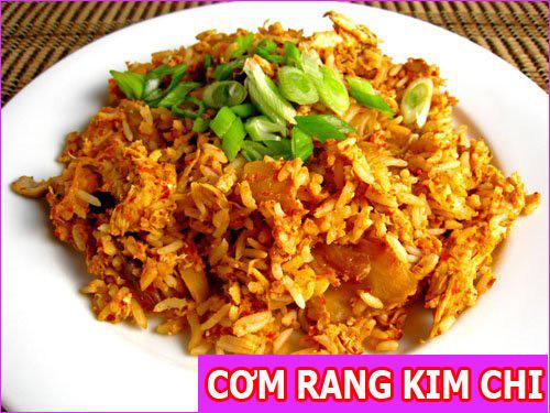 com-rang-kim-chi