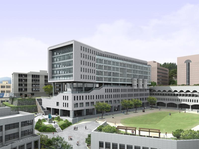 Khuôn viên đại học nữ sinh sungshin