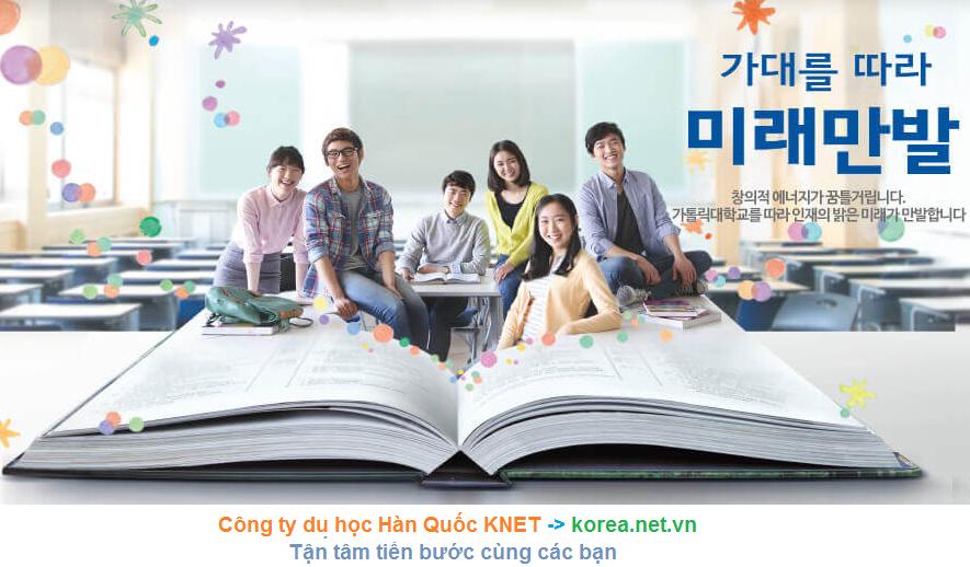 ngành nghề được du học sinh Hàn Quốc