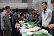 người việt đón tết ở Hàn Quốc