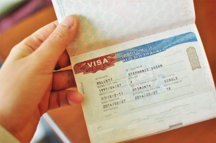Tấm visa đi Hàn Quốc mơ ước! Cùng bay tới Hàn cùng korea.net.vn nhé