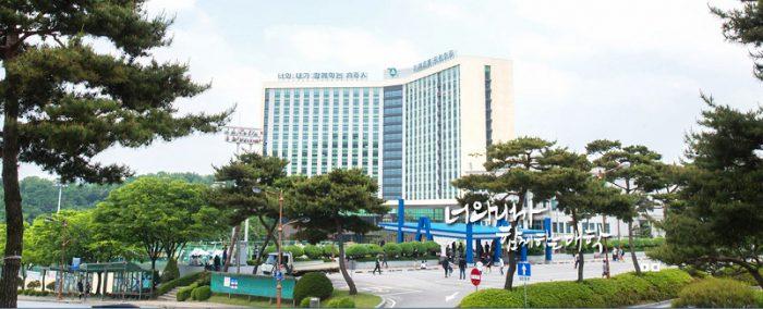 Khuôn viên trường đại học Baekseok