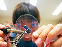 du học nghề làm điện tử tại Hàn Quốc