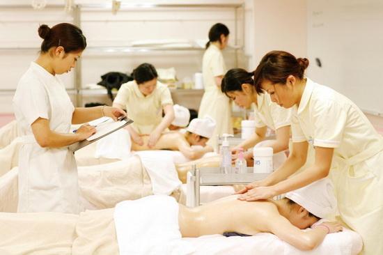 du học làm spa tại Hàn Quốc