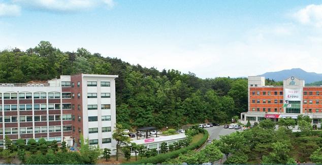 Khu ký túc xá của trường Suseong