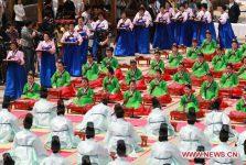 Ngày lễ trưởng thành của thanh niên Hàn Quốc