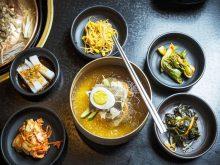 10 món ăn trong mùa hè ở Hàn Quốc