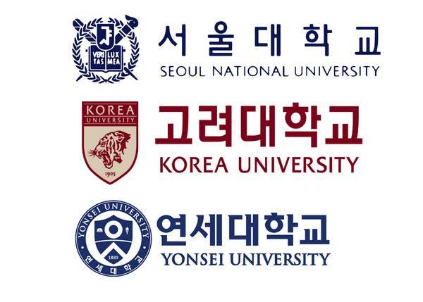 S.K.Y – 03 trường đại học hàng đầu Hàn Quốc.