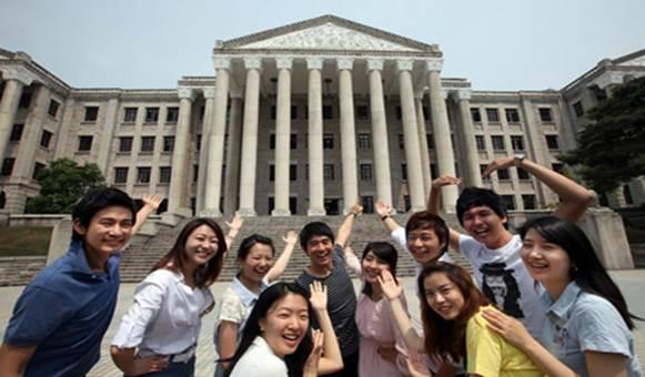 Các trường đại học Hàn Quốc luôn chào đón sinh viên quốc tế