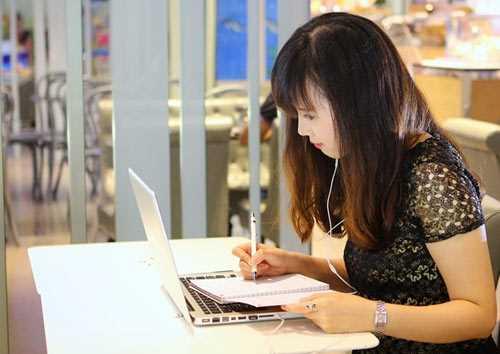 Học tiếng Hàn tại nhà