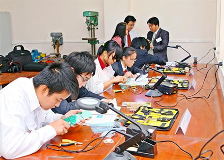 Nghề điện tại Hàn Quốc bạn được cư trú lâu dài tại Hàn