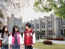 học phí đại học korea