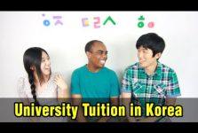 Các trường đại học có học phí thấp ở Hàn Quốc