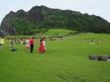 Mùa hè trên đảo Jeju của Hàn Quốc