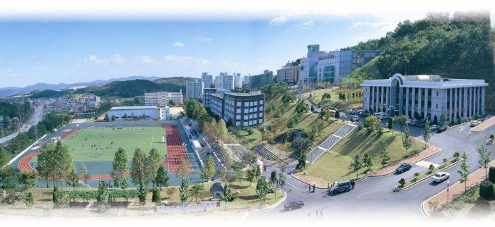 trường Đại học Soonchunhyang Hàn Quốc