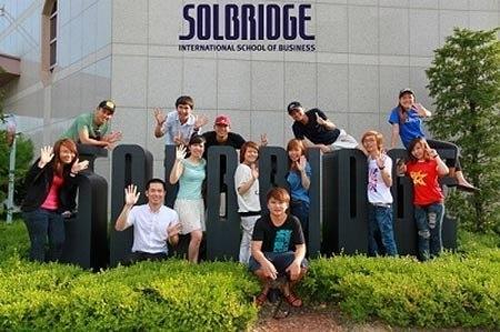 đại học kinh doanh quốc tế Solbridge
