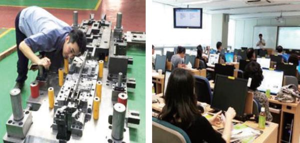 Du học nghề Hàn Quốc chuyển lên học đại học có được không?