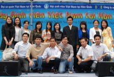 Du học sinh cần tránh những cám ở Hàn quốc