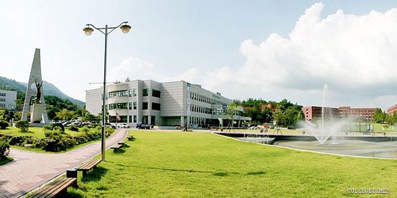 Trường đại học Dongshin, Hàn Quốc