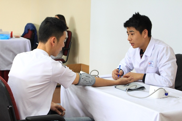 Đi du học Hàn Quốc bị viêm gan b không phải lo lắng nhé