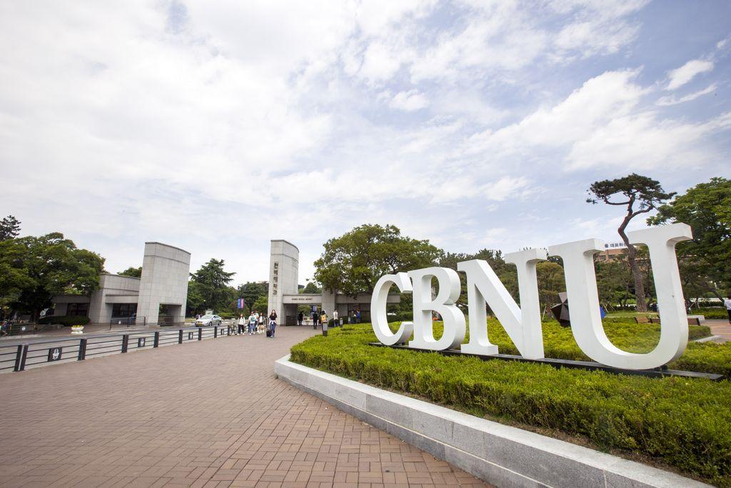 học bổng trường đại học Chonbuk