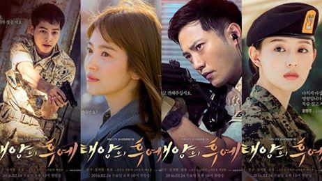 Hậu duệ mặt trời – Du học Hàn Quốc ngành điện ảnh