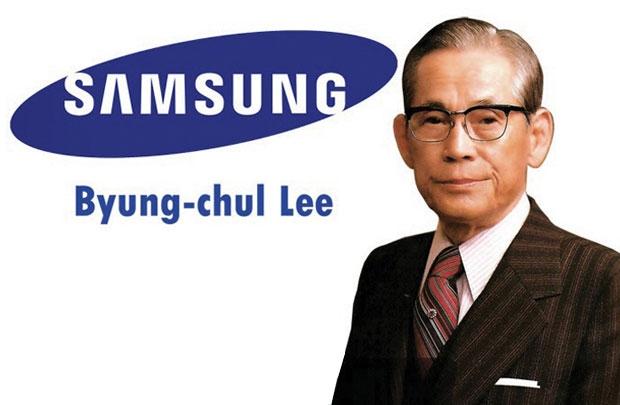 Lee Byung-Chul ông được coi là cha đẻ của tập đoàn Samsung