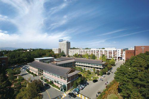 Thông tin mới về đại học Hannam | 한남대 학교 | Hannam University