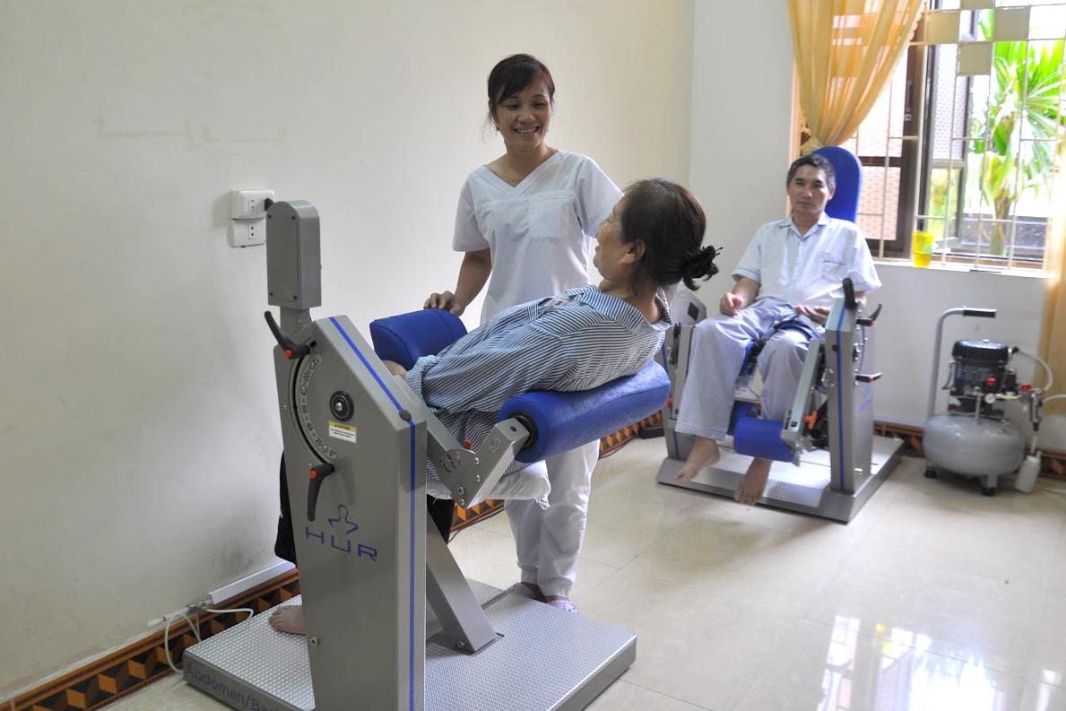 Đi du học nghề ngành phục hồi chức năng tại Hàn Quốc
