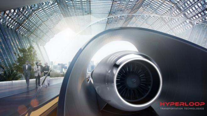 Hệ thống giao thông siêu tốc bằng đường ống sắp được triển khai tại Hàn Quốc