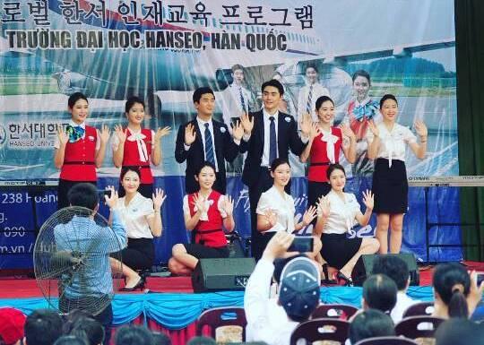 Sinh viên Việt Nam trong mắt sinh viên Hàn Quốc