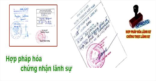 Cách hợp thức hóa bảng điểm, bằng cấp, học bạ tại lãnh sự quán Hàn Quốc
