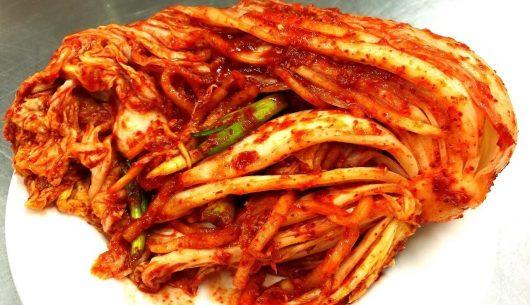 Làm kim chi cải thảo thơm cay đúng vị Hàn Quốc