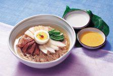 món mì lạnh Naengmyeon
