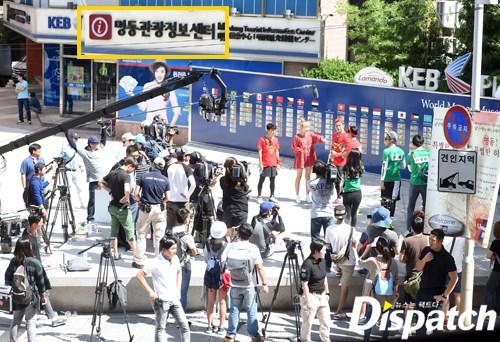 Đi du học Hàn Quốc ngành giải trí truyền hình