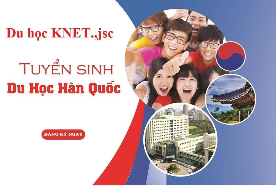 Du học Hàn quốc - Vừa học vừa làm