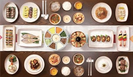 Du học nghề Hàn Quốc ngành nghệ thuật trang trí ẩm thực