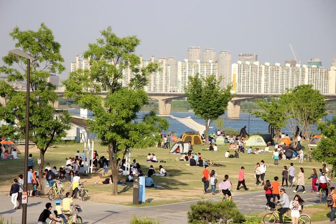 Khám phá vẻ đẹp sông Hàn tại Seoul