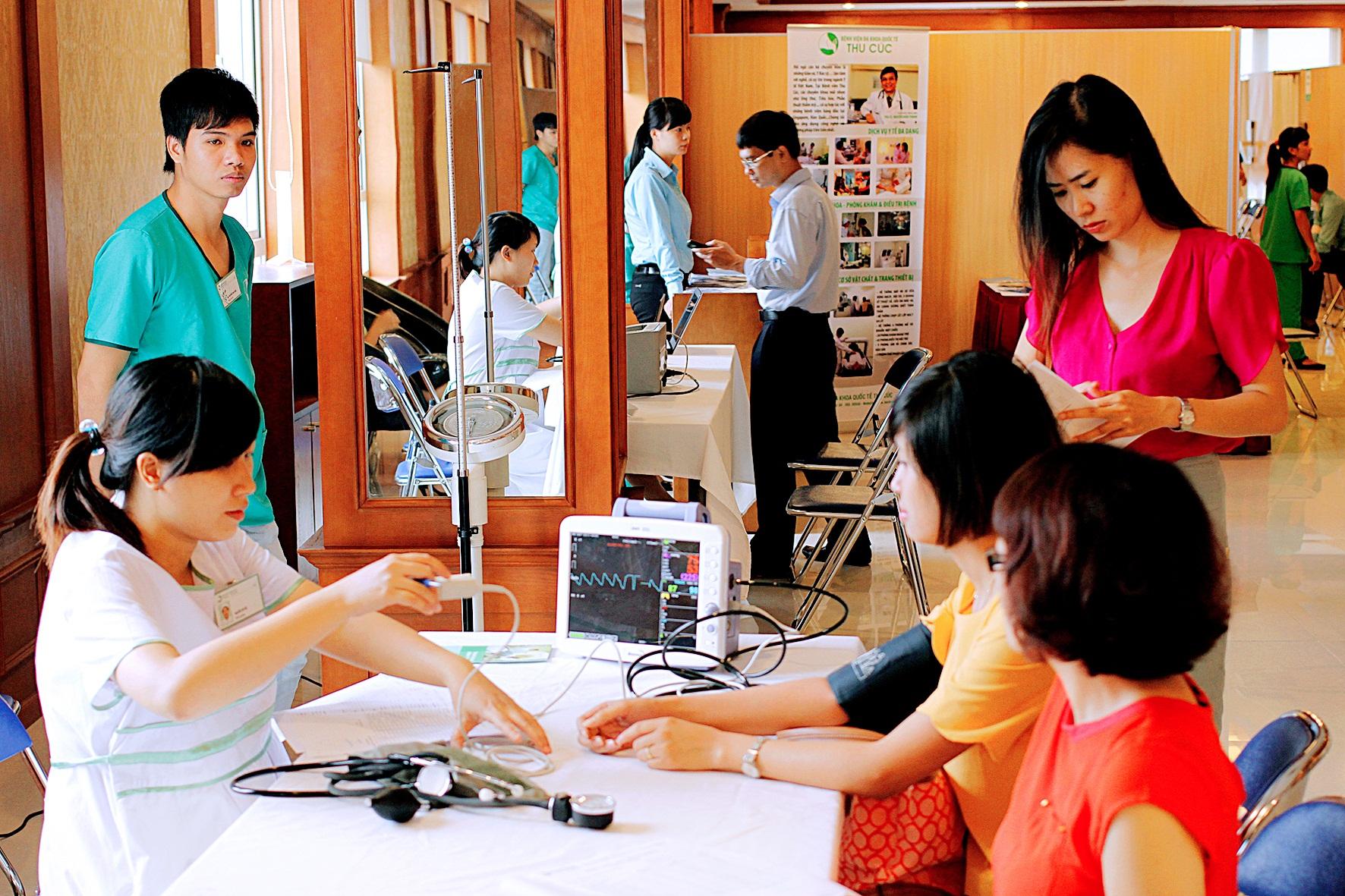 Kiểm tra sức khỏe ngay hôm nay nếu bạn có dự định đi du học Hàn Quốc nhé !