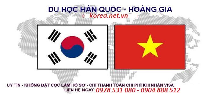 Công ty tư vấn du học Hàn Quốc Hoàng Gia