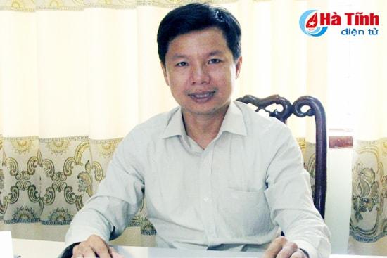 Ông Đặng Văn Dũng – Trưởng phòng Lao động – Việc làm Sở LĐ-TB&XH Hà Tĩnh