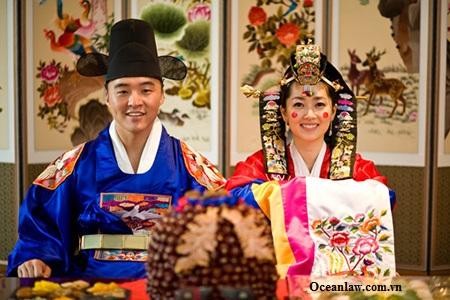 Các loại hồ sơ giấy tờ xin Visa kết hôn với người Hàn Quốc