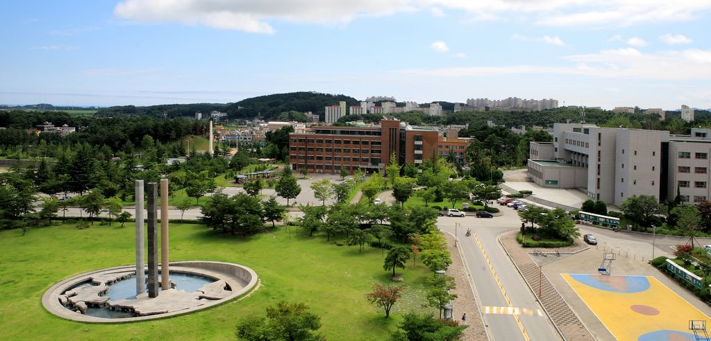 trường đại học quốc gia Gangneung Wonju