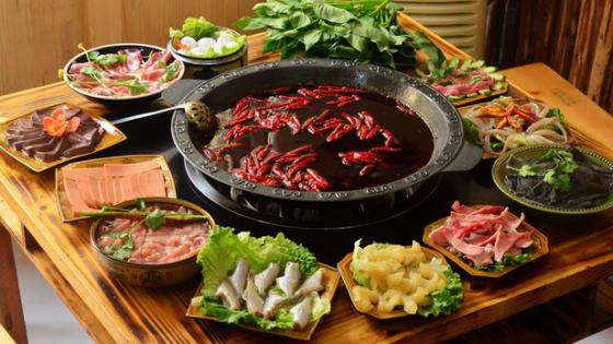 Lẩu ngon của Hàn Quốc