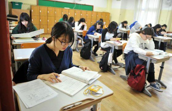 Kim Phượng du học hàn quốc theo mùa